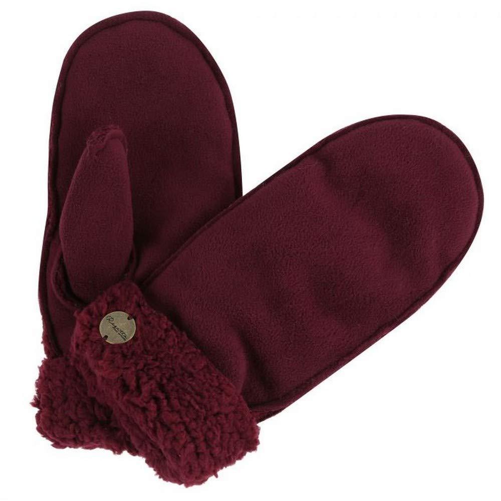 42967fb2c4c Get Quotations · Regatta Great Outdoors Womens Ladies Corbina Hat And Mitt  Set
