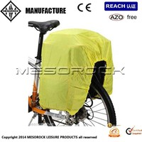 WATERPROOF RAIN COVER Universal for triple pannier bike cycle bag