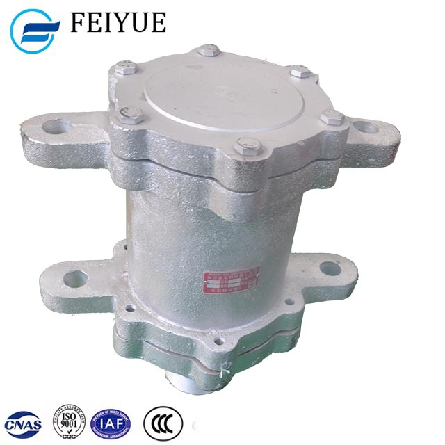 Top quality heat conduction oil rotary union joint conducting with ISO9001:2008