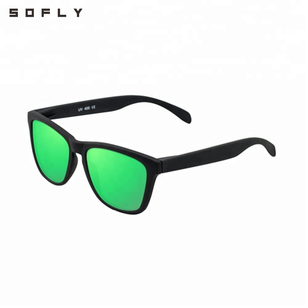 CE UV Polarized Wholesale Custom Your Own Logo Fashion Sunglasses 2019