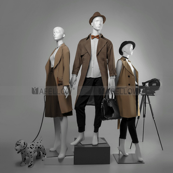 Window Display Mannequin Fashion Display Mannequins Dummy