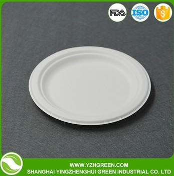 Sanitary And Eco-friendly Disposable Hot Food Serving Plate In Hospital : eco friendly disposable plates - pezcame.com