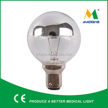 half in clear shadowless 24v 40w halogen lamp bulb 0178/3F
