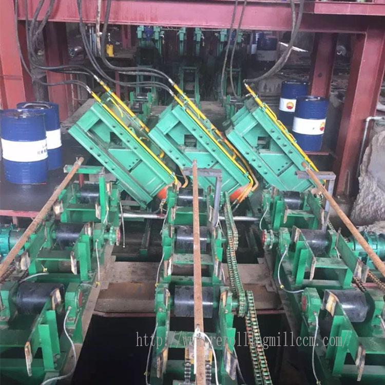 Crank Vliegende Shear #1 Gebruikt voor TMT Bar/Vervormd Wapening-Staal Plant (Industrieën)