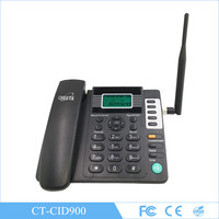 Chinese best cordless phones landline telephones manufacturer with cheap price
