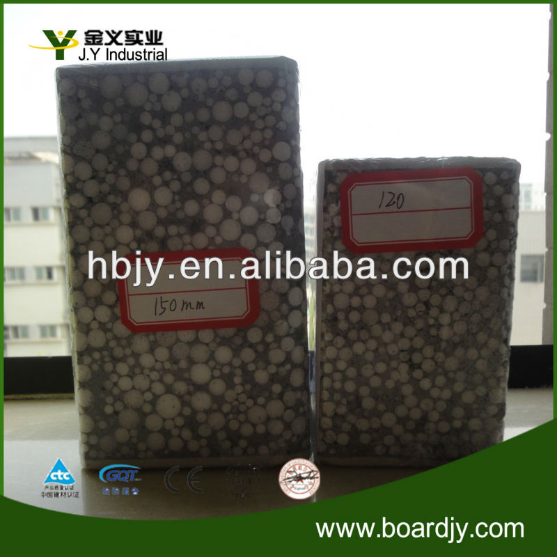Fireproof insulation precast concrete wall panel