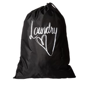 Holiday Hotel Travel Moderate Size Protective Drawstring Wash Laundry Bag