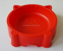 Cheap novelty plastic dog bowls