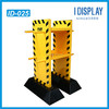 Recyclable Waterproof Feature clothes display shelf, Accept Custom Order cardboard box displays