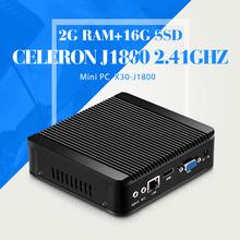 Mini PC N2830 N2930 J1800 Tablet Mini Computer Win 8 Ubuntu Mini PC i3 Latest Mini Computer