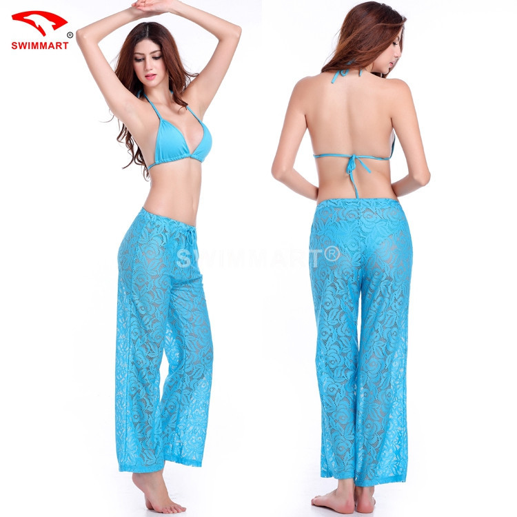 1c1c398fdb Get Quotations · Wholesale Retail 2015 New Arrival Swimming Pants Hot Summer  Lace Sexy Swimwear 100% Nylon Floral