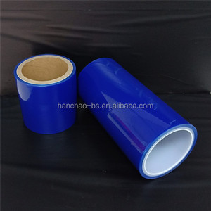 Good light transmittance high quality blue protective film furniture laminating film