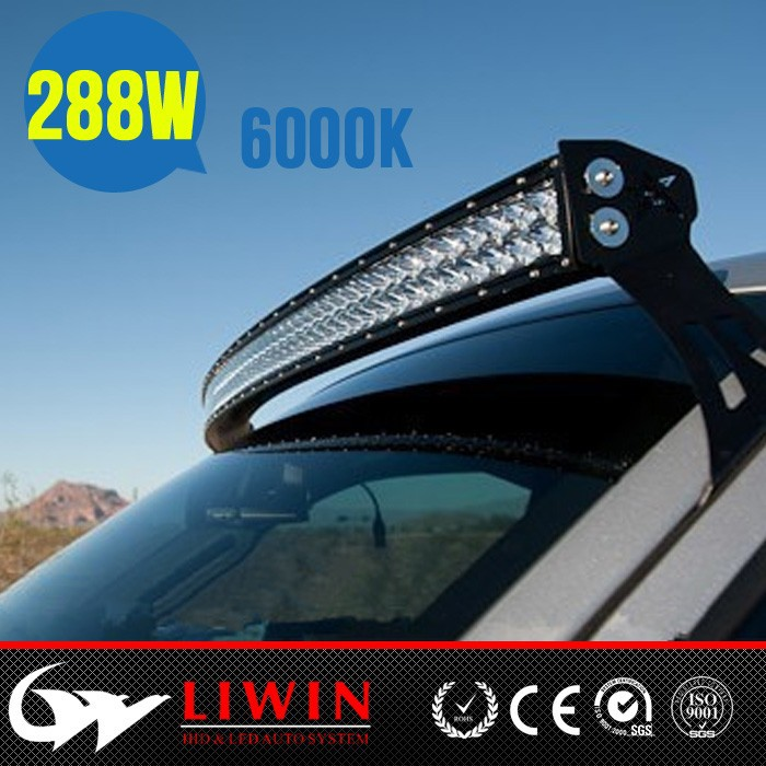 Lw prix concurrentiel courbe led light bar 4 x 4 led bar led light bar pour gros suv, 4 x 4 ...