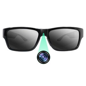 19b525f59feca Latest Hot Sales Fashion Video Recording Outdoor Sports Sunglasses Camera  Eyewear HD 1080P Spy Hidden Sunglasses