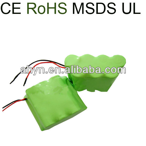 8.4V AA 800mAh NiMH Battery Pack