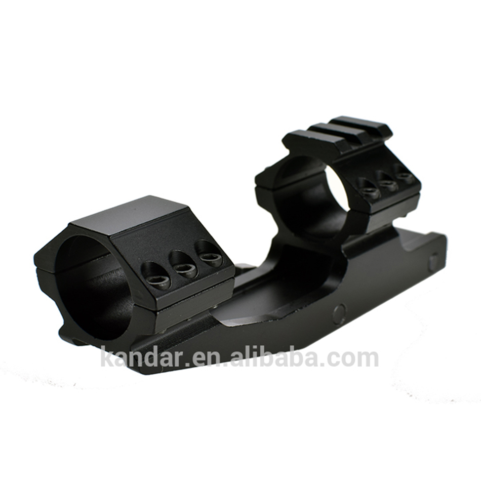 kandar 25.4mm rifle scope/flashlight/adjustable laser mount china hunting accessories
