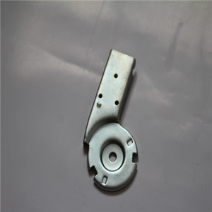 OEM sheet metal hot dip galvanized steel parts cutting welding service