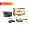 Rosen 10000 W Solar System On Grid for Common House Electricity