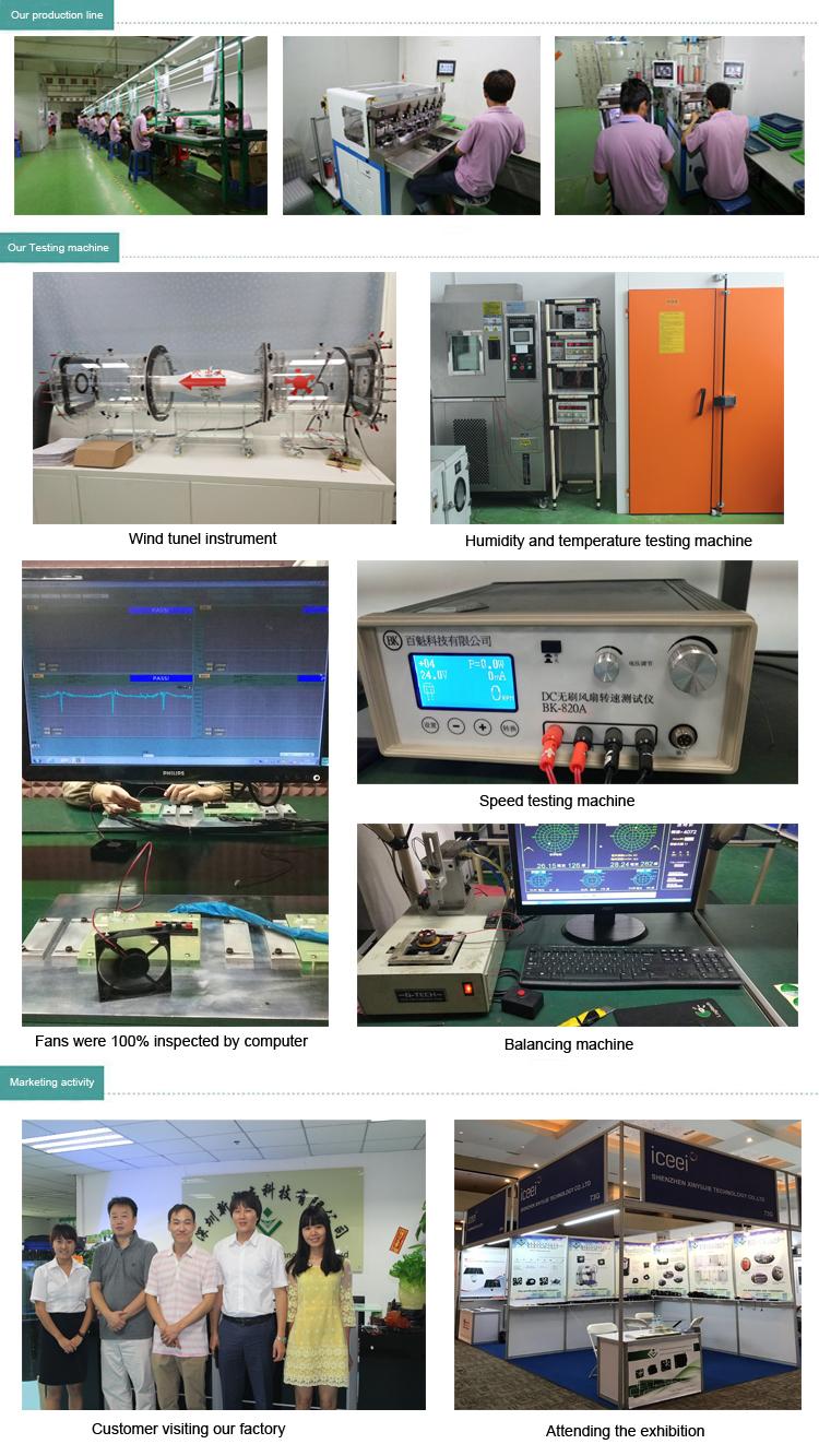 Top Selling Grote 120mm 120*120*25mm 12025 AC Koelventilator 120 v 220 v Lage noise Axiale Industriële Ventilator