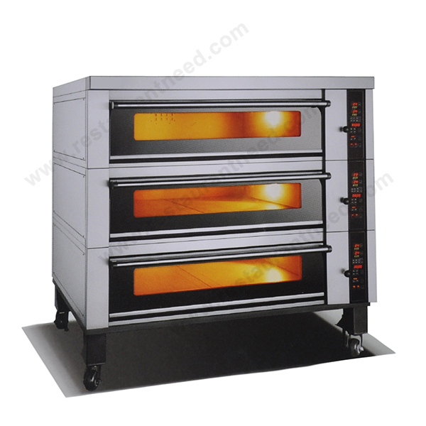 Industrial Kitchen Ovens For Sale: Industrial Bakery Equipment K622 Large Scale Baking Ovens