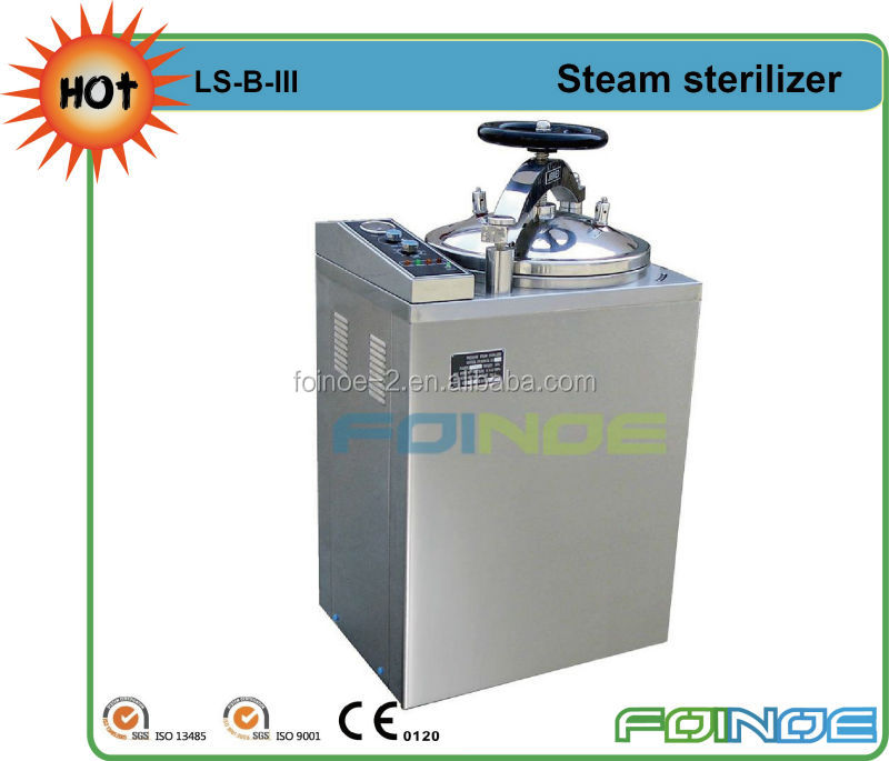 Popular products high quality hospital steam sterilizer