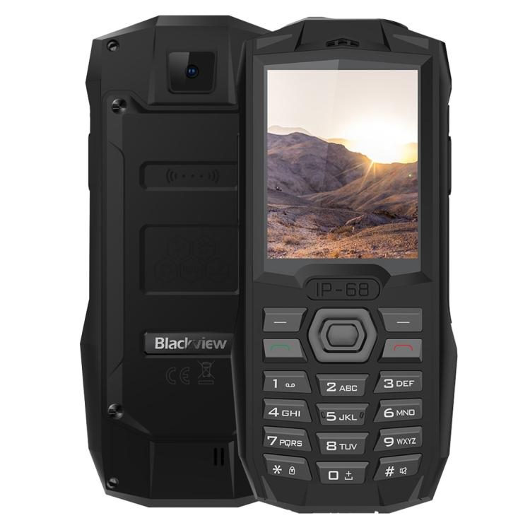 Original Blackview BV1000 Rugged Phone IP68 Waterproof Dustproof Shockproof 3000mAh Battery 2.4 inch celulares chinos mayoreo