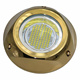 Brass 180w Multi-color Boat Led Underwater Lights marine yacht lights