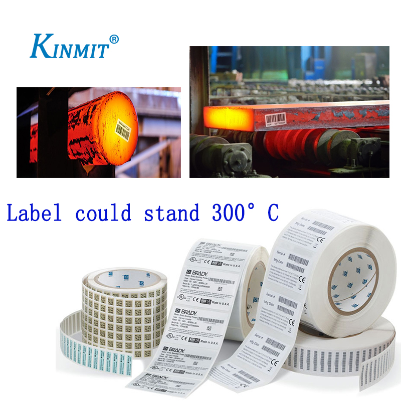 Kinmit Supply Polyimide Material Heat Resistant Sticker Paper