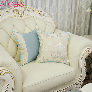Avigers Custom Hand Embroidery Blank Chair Sofa Fringes High Quality Cushion Pillow Covers