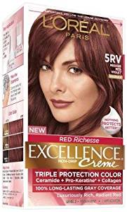 L Oreal Paris Excellence Creme Haircolor Light Chestnut Brown 6cb Pack Of 3