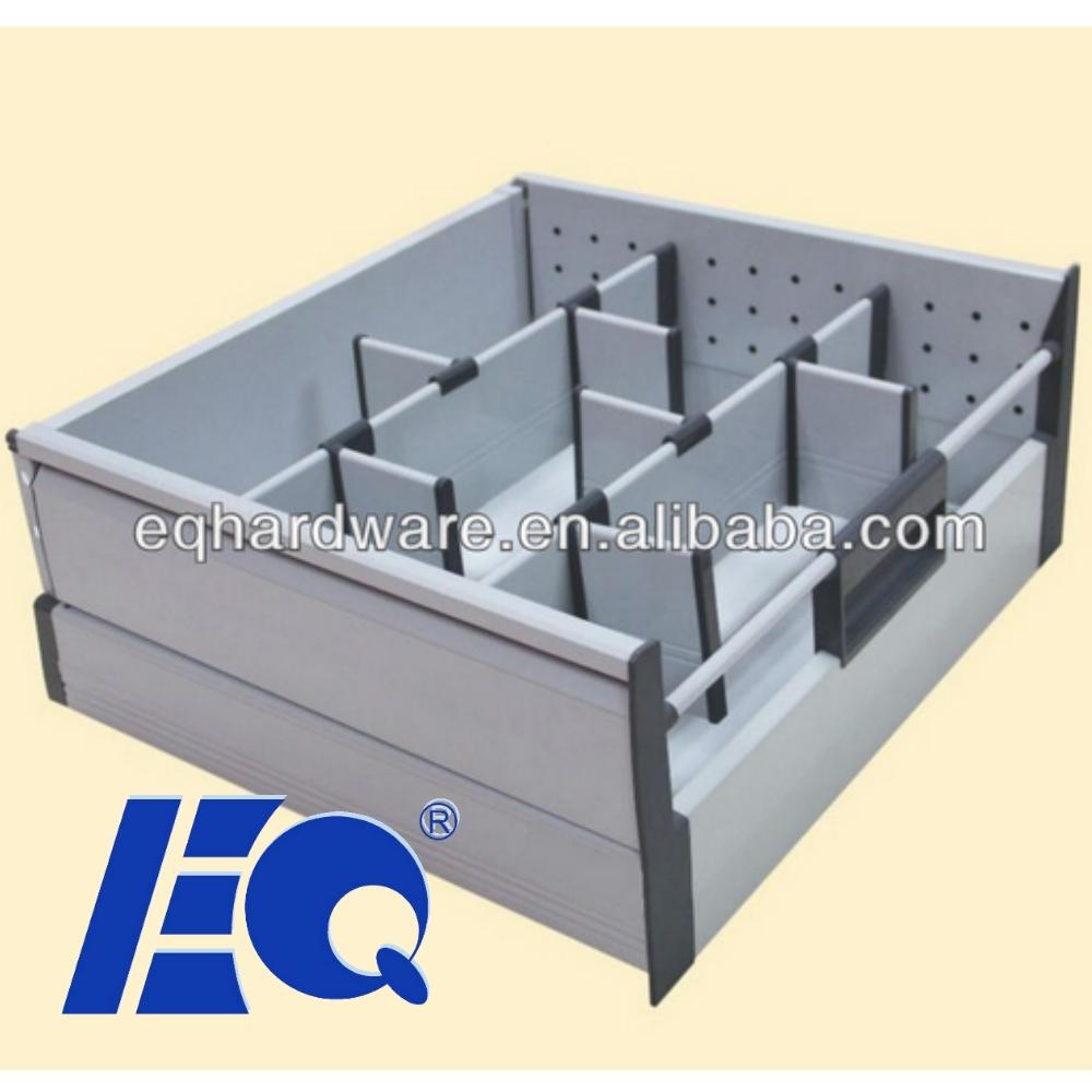 Sp cial innovantes belles cuisine bac de stockage de tiroir diviseur tiroir d - Organisateur de tiroir cuisine ...