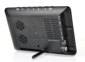 China 9 Inch Digital Tv Wholesale Digital Dvb-T2 Tv Portable