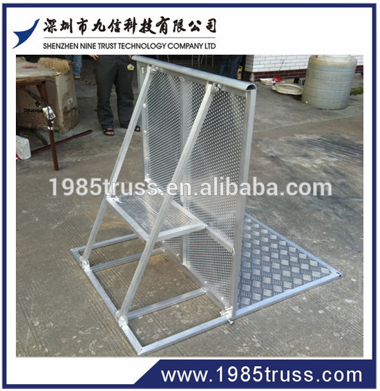 Portable Modular Aluminum Stage For Concert/wedding/event