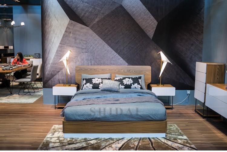Letti Di Design In Legno : Legno letto sesso letto matrimoniale mobili di design ultime letto