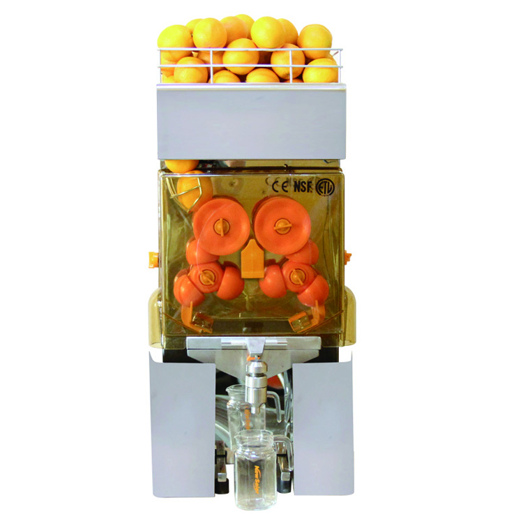Citrus juicer commerciële fruitpers oranje