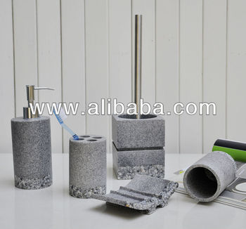 Badaccessoires stein  Stein Bad Set( Rb0171a/rb0171b) - Buy Bad Set Product on Alibaba.com