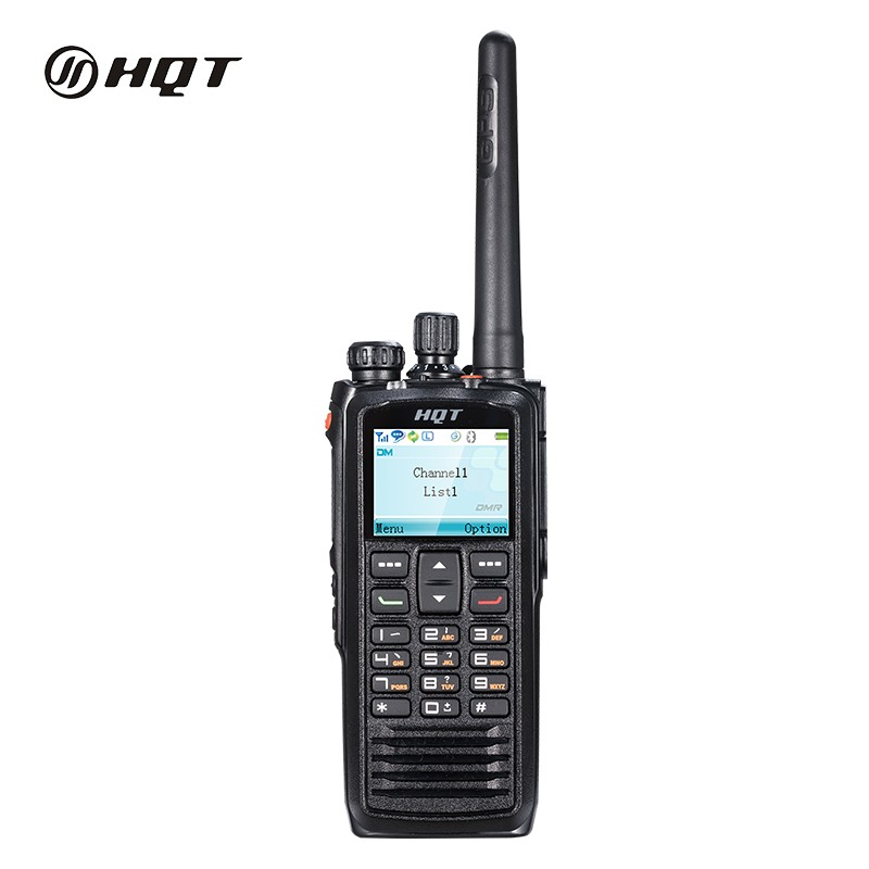 Melhor Digital Walkie Talkie criptografado do IP com GPS