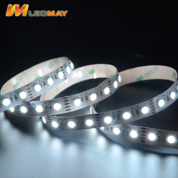 SMD5050 RGBW led strip 4color in 1 led led with super brightness magical colorful light