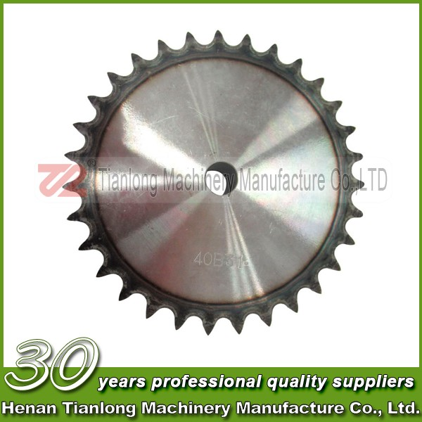 Plate Wheel Duplex Sprocket with OEM Inner Bore and Keyway