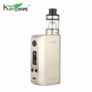 Kangvape Top Selling New Products Disposable Vaporizer Pen Support OEM Vape Mods Lover TC 135W Wax/Dry Herb Vaporizer
