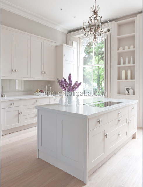 10x10 Kitchen Cabinets: Luxurious Solid Wood 10x10 White Kitchen Cabinets