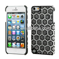 2013 New arrive fit for Apple ipod touch 5, phone case cover pc case for touch5