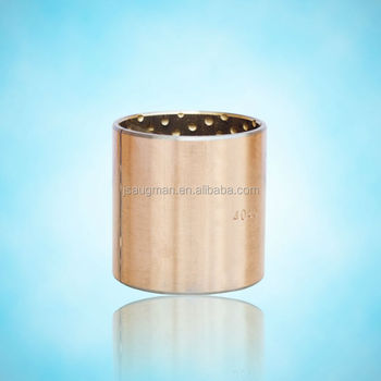 Customized bronze split wear rings dx bushing small for Electric motor sleeve bearing lubrication