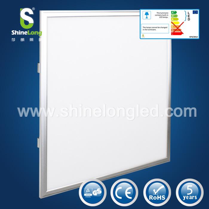 5 Years Warranty Aluminum Housing 40w Led Panel Light 60x60