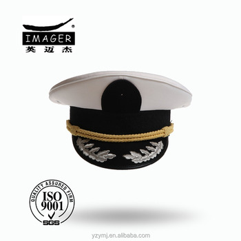 High Quality Customized Air Force Lieutenant Colonel Headwear for Navy Sea Officers