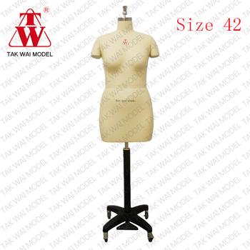 European Standard Toilet Plus Size Seamstress Mannequin Dress Forms