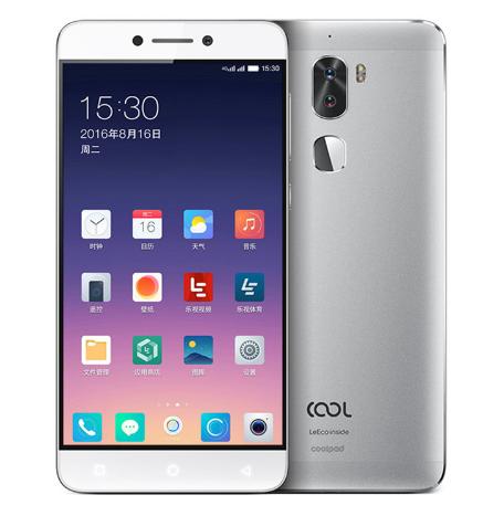 "Original Letv Cool 1 Dual Leeco Coolpad Cool1 Snapdragon 652 Mobile Phone 3GB RAM 32GB 5.5 FHD 13MP Dual Cameras Fingerprint ID"""