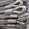High Quality Non Twisting Flexible diamond galvanized steel wire rope price