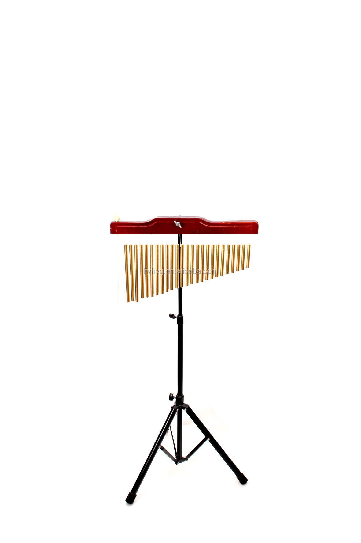 chinese cheap musical instrument bar chime with stand JFL36