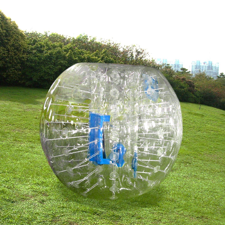 Human Inflatable Bubble Soccer Bumper Bubble Ball Dia 5' (1.5m)
